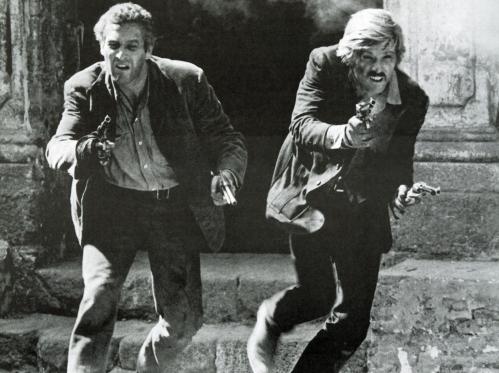 Butch & Sundance.