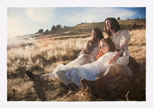 'Garden of the Gods' by Yigal Ozeri.