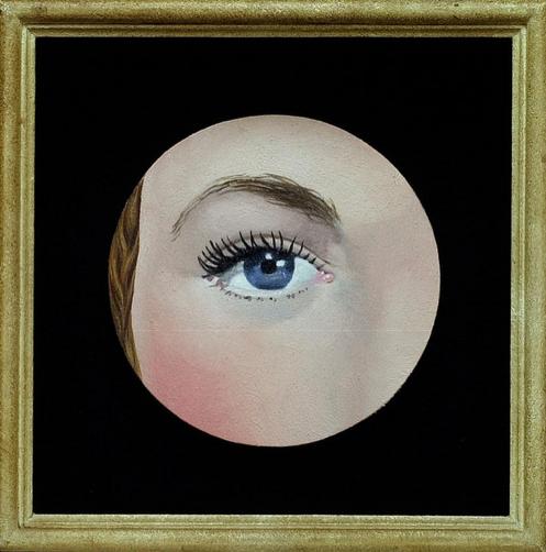 rene magritte 'the eye'