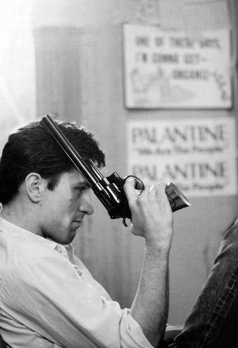 De Niro by Steve Schapiro.