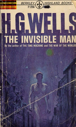 HG Wells. The Invisible Man