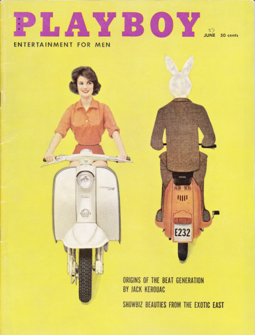 Playboy Cover June 1959