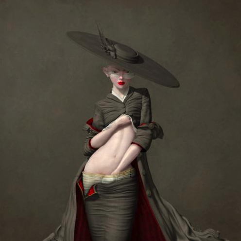 'Self-Examination' - Ray Caesar