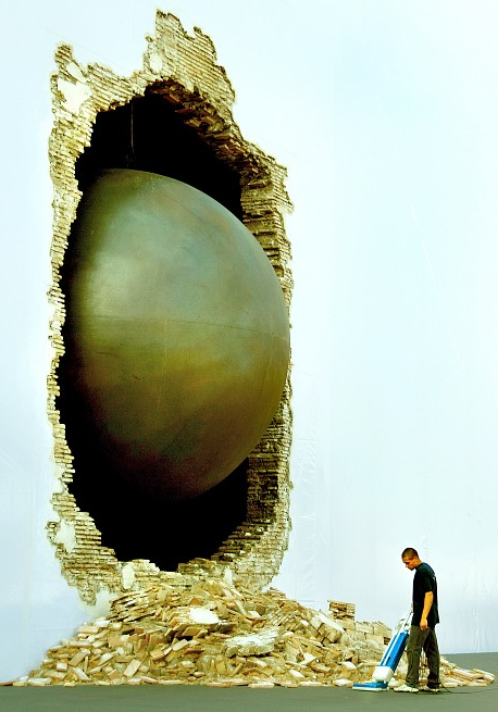 ball in the wall