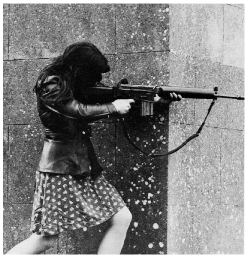 IRA freedom fighter 1970's