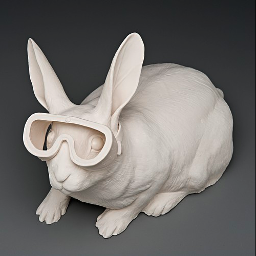 Rabbit by Kate MacDowell