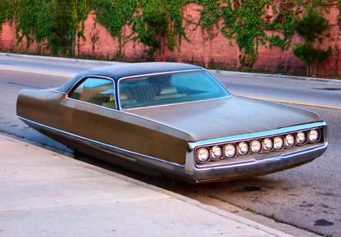 Strange Car