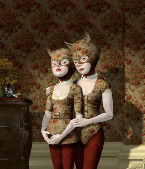 Wallflowers (2007) Ray Caesar