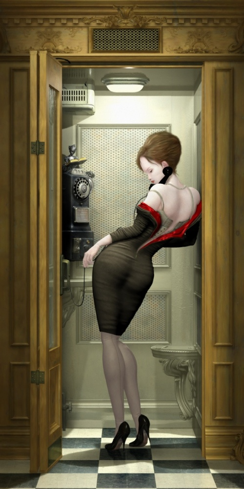 Night Call (2012) Ray Caesar