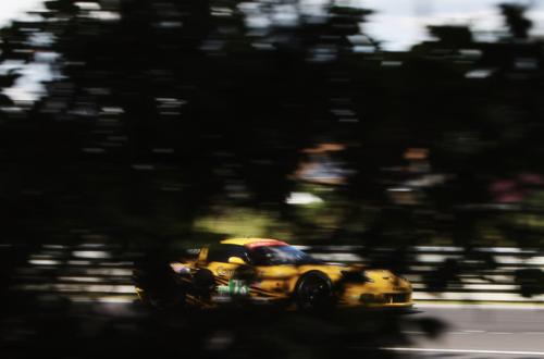 Jan Magnussen Pictures - Le Mans 24h Race - Zim