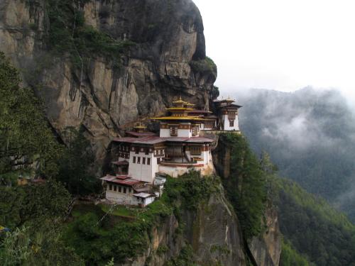 The Taktshang Monastery,