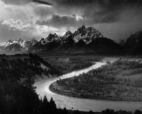 Grand Tetons & Snake River 1942