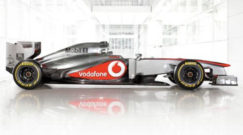 McLaren F1 Car 2013