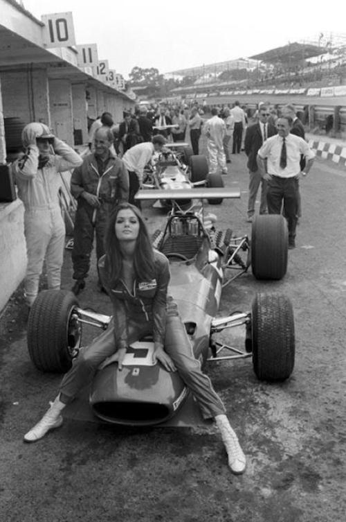 1968 Bristish Grand Prix 242 C V12