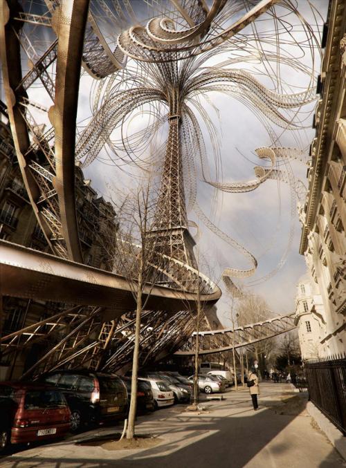 Strange Paris