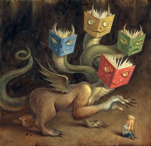 book monsters