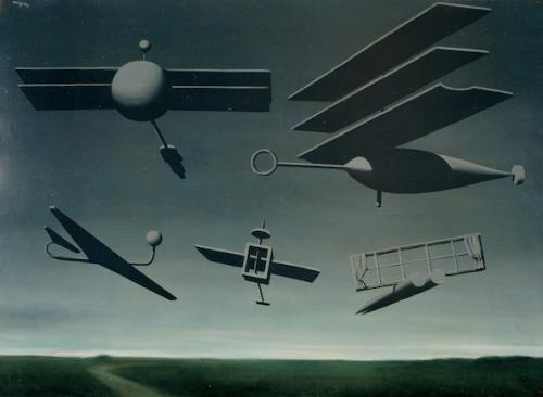 Magritte Air Show