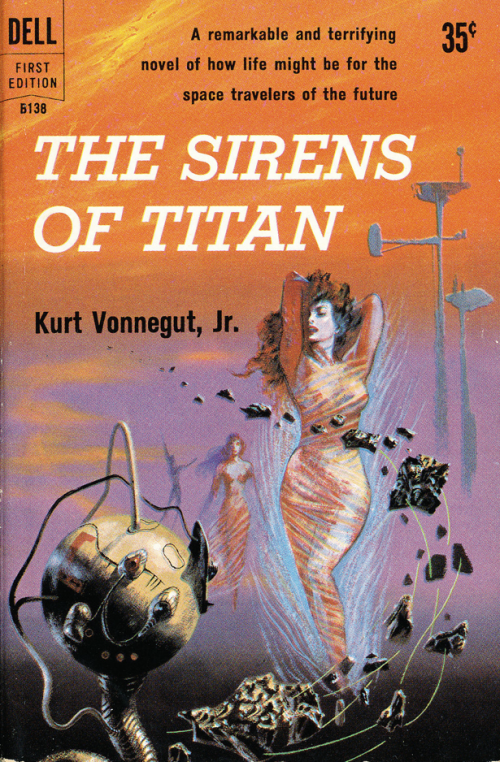Sirens of Titan Cover