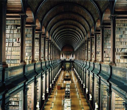 Trinity College Dublin, Candida Hofer